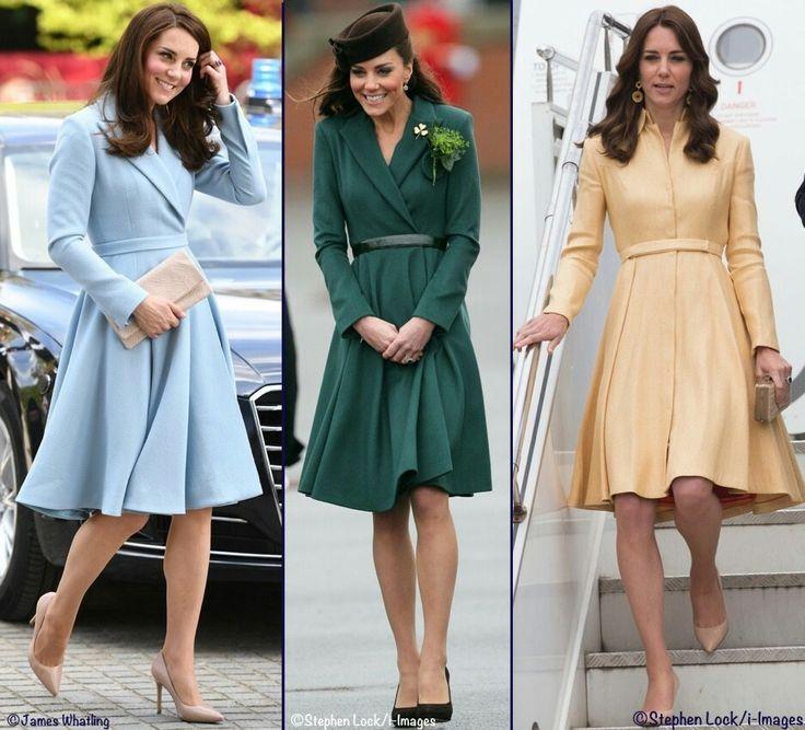 Duchesse Catherine Kate Middleton Style Les Stars Et Les News People En