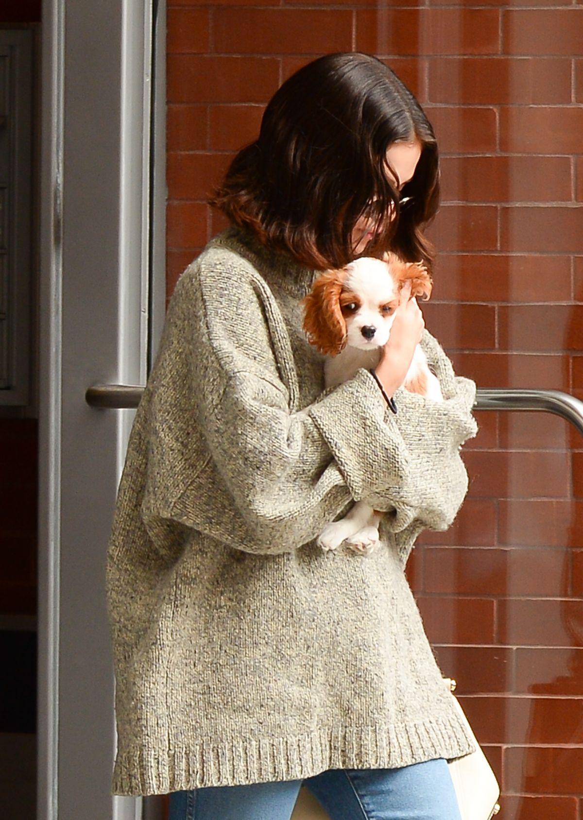 Selena Gomez Dog Name