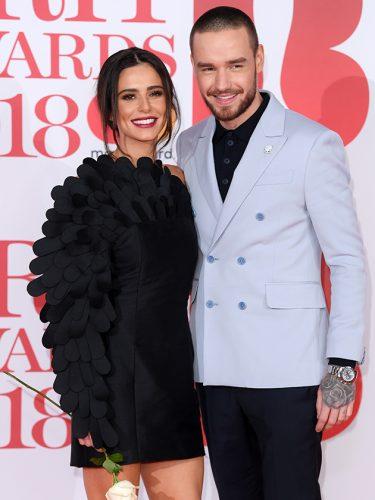 Cheryl et Liam Payne