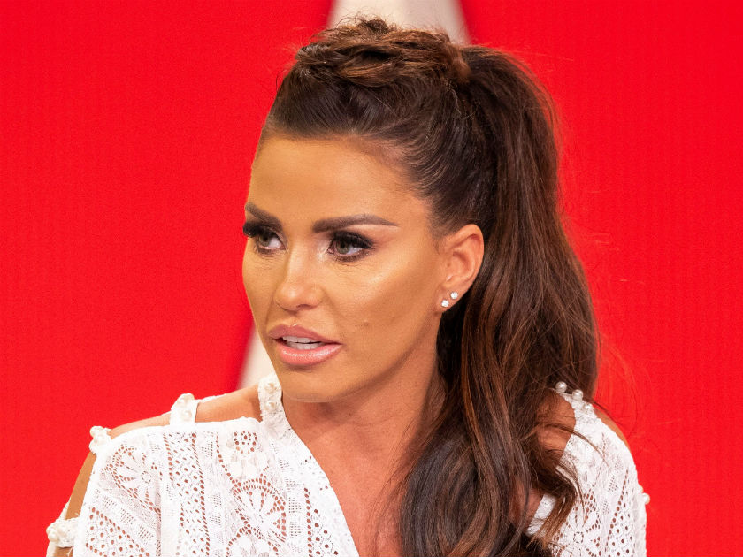 Katie Price Accused Of Lying About Seeing Junior After Peter Andre Holiday