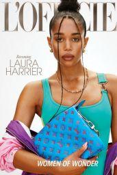 Laura Harrier - L'Officiel USA Été 2021