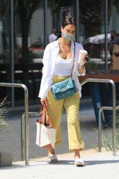Jessica Alba Street Style - LA 15/06/2021