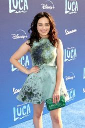Mary Mouser - Pixar´s