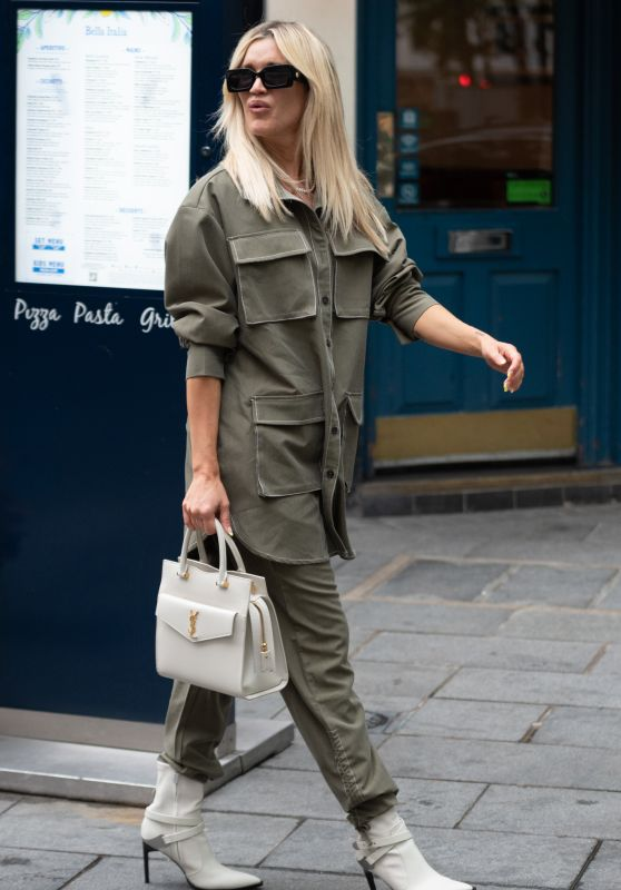 Ashley Roberts - Out in London 06/17/2021